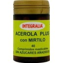 ACEROLA PLUS CON MIRTILO 40comp