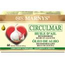 ACEITE DE AJO 60perlas - CIRCULMAR