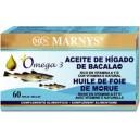 ACEITE DE HIGADO DE BACALAO 60perlas