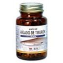 ACEITE DE HÍGADO DE TIBURÓN  60 perlas ACTIOLEOS