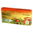 CALDO VEGETAL 10pastillas