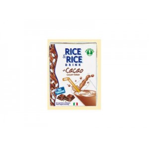 BEBIDA DE ARROZ CON CACAO ECO 200ml.