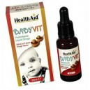 BABYVIT LIQUID DROPS 25ml.