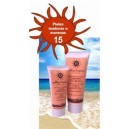 CREMA SOLAR FACIAL FACTOR 15   100ml. LINEA SOLAR ECO