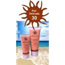 CREMA SOLAR FACIAL FACTOR  30   100ml. LINEA SOLAR ECO