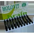 HOLOVIT BRAIN 20 Ampollas de 10 ml.