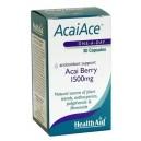 ACAIACE ( Equivalente a 1500 mg. de baya de Acai) 30 Cap.